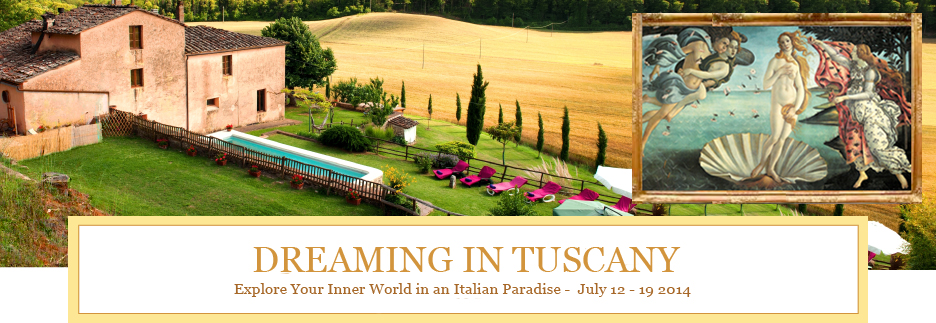 dreaming workshop in italy